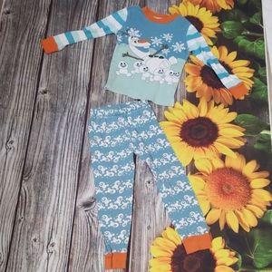 Disney Boys Olaf Pajamas